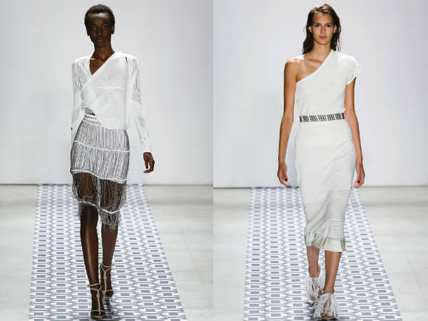 Ohne Titel at New York Fashion Week