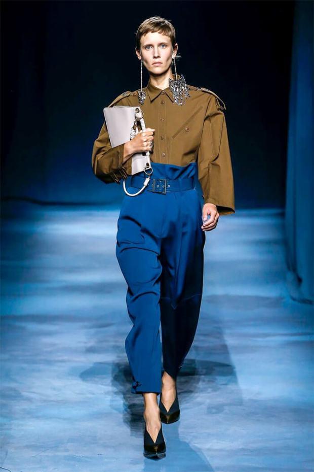 Women classic pants 2020 fashion colors