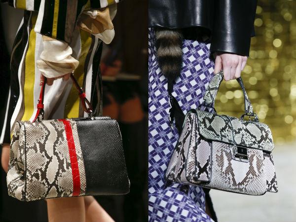 Fashion printed handbags