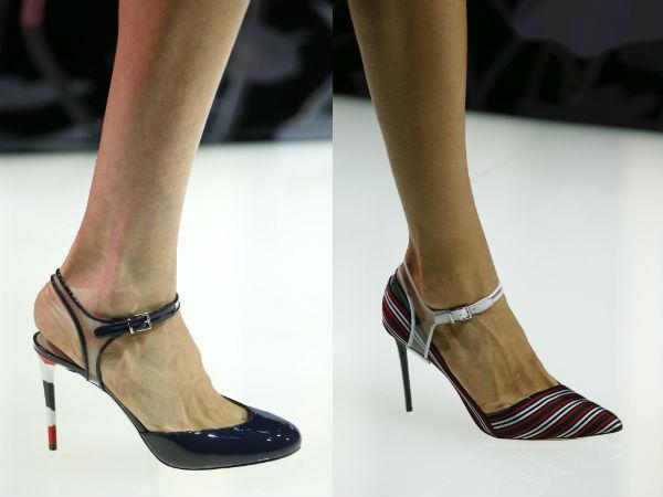 evening medium heel