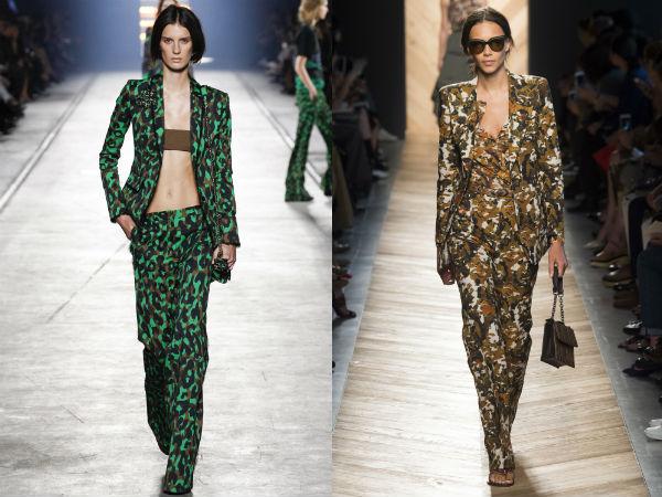 Stylish women's suits