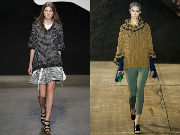 Sweater Spring Summer 2017: easy fit