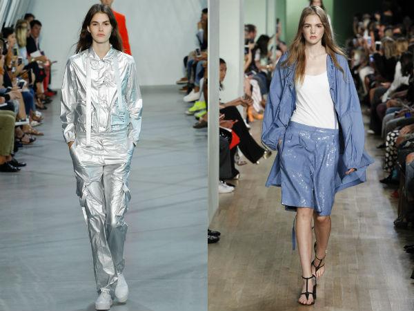 Spring-Summer 2017 Fashion Trends: Glitter