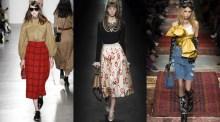 Skirts 2016-2017