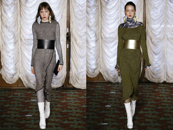 What office dresses to wear in Fall 2017