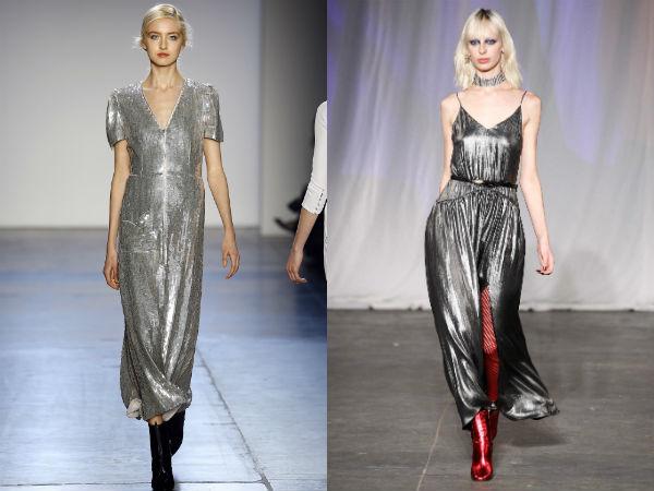 Sparkling evening dresses 2018