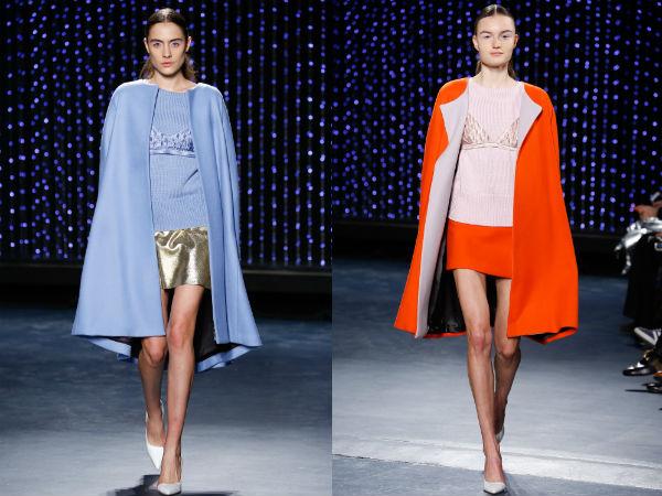 Medium length coats Fall 2017