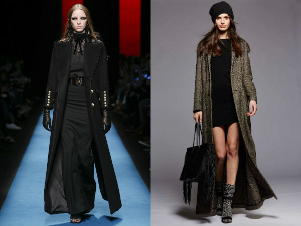 What are the trench coats trends in 2018