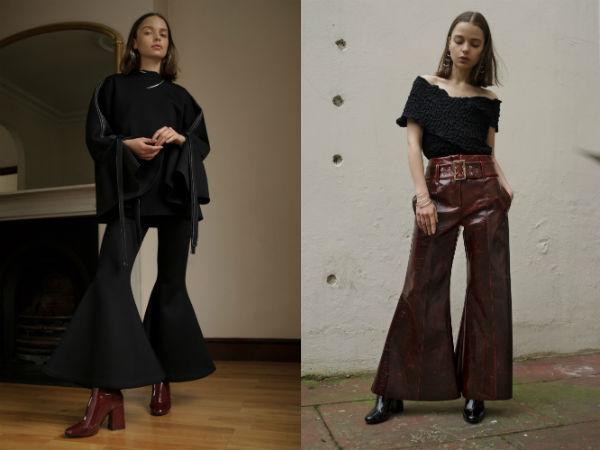 Womens flared pants 2017 2018