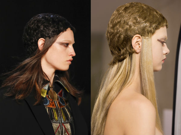 What haircuts to do in winter 2018