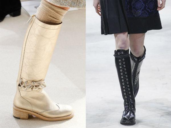 Boots Fall 2017 Winter 2018: décor
