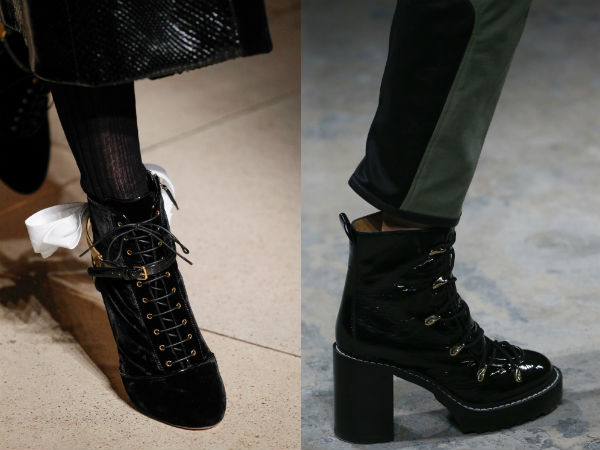 What ankle boots to wear in Fall 2017