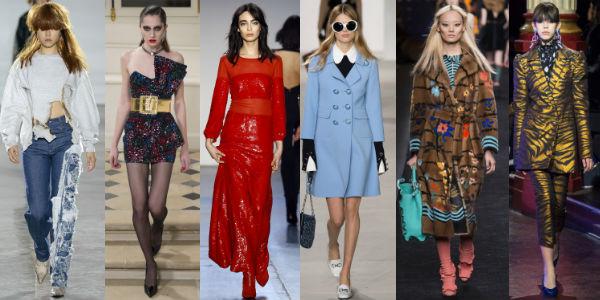Fashion trends 2018