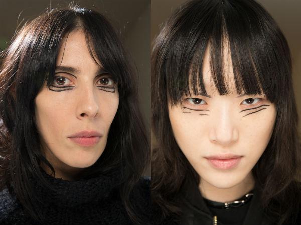 Fall 2017 makeup trends