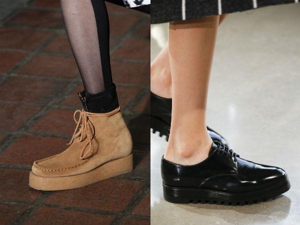 Shoes 2018 flat sole