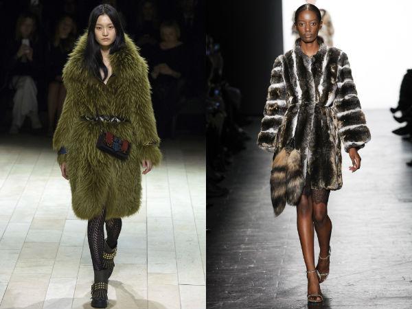 Womens fur coats designs 2018
