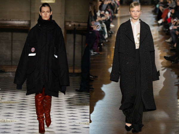 Fall Winter 2017 2018 fashion trends: long sleeves