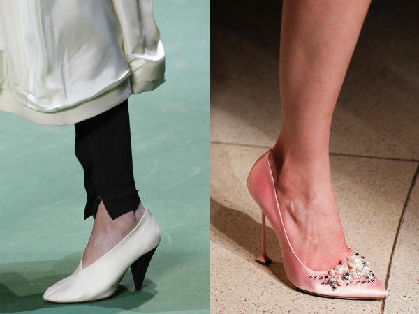 Stiletto shoes fall winter 2017 2018