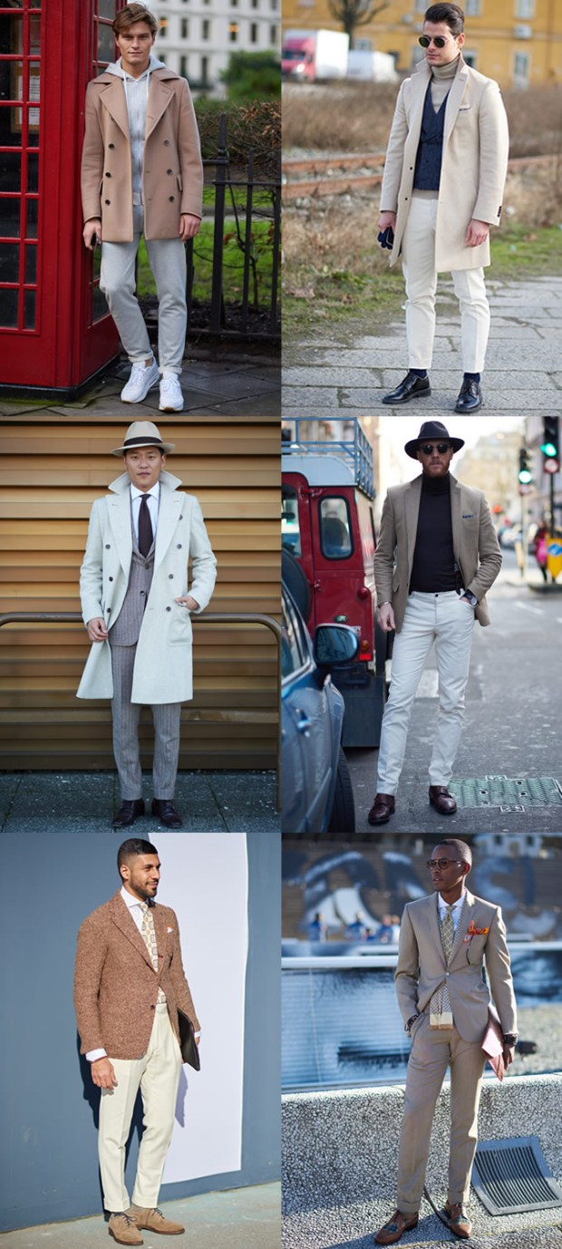 Men's coats Fall Winter 2017 2018