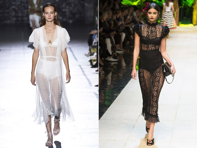 What dresses to wear in summer 2017