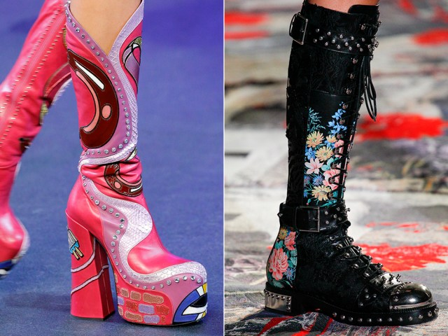 Fashion boots spring 2017