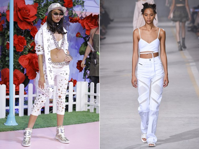 white summer designs