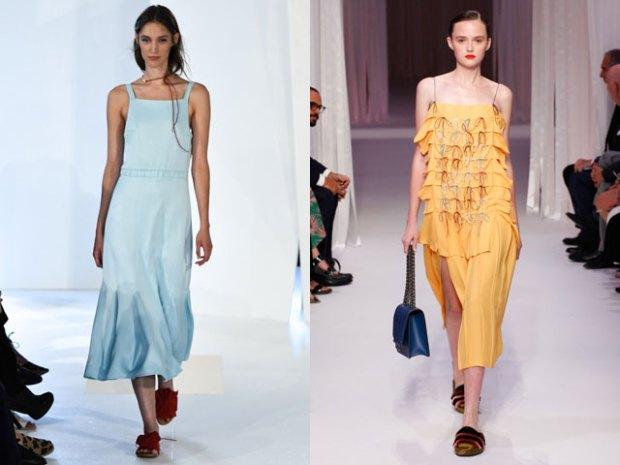 Medium length casual dresses