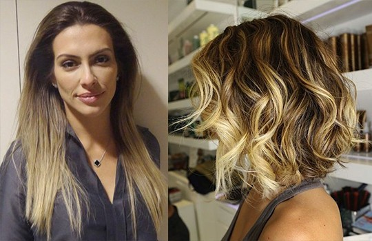 hair colors for 2018 ombre