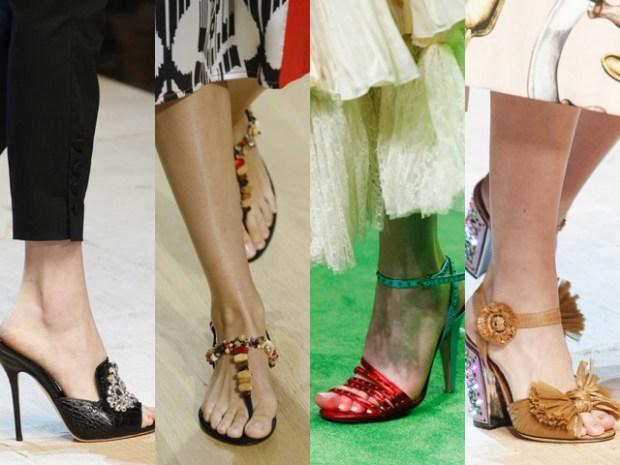 Women sandals 2018