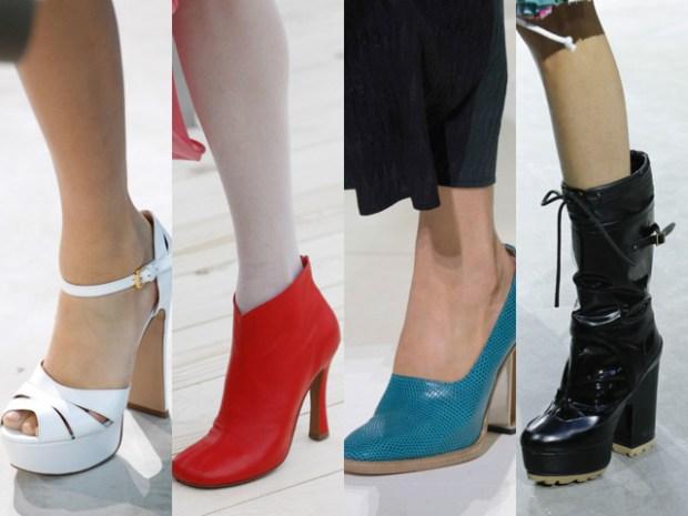 Women footwear 2018