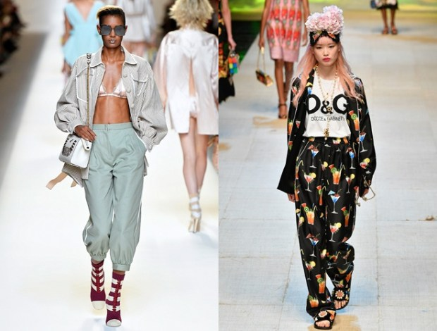 Milan fashion week fashion trends spring summer 2018