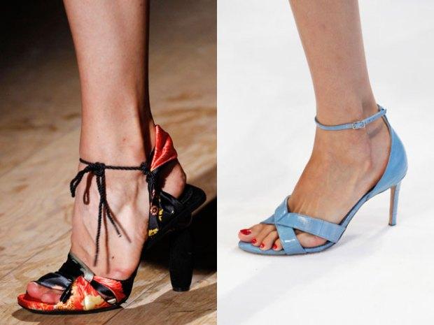 heeled sandals spring summer 2018