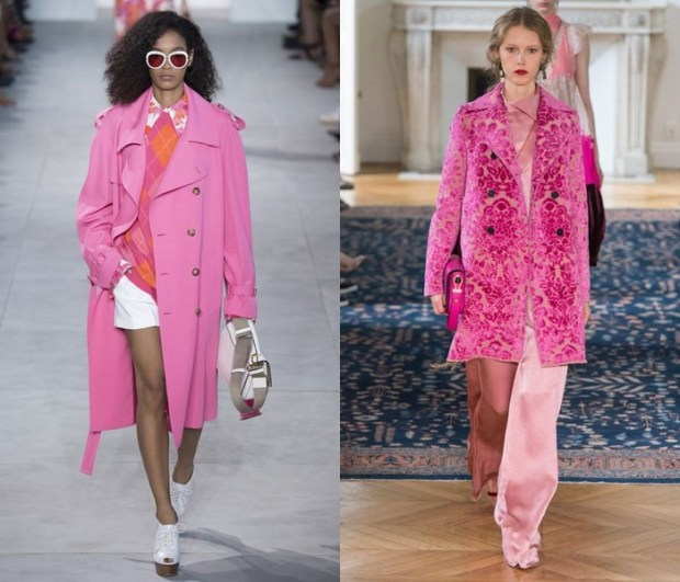 What coat color to wear in 2018