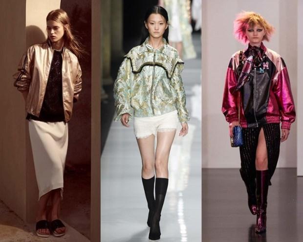 Women jackets trends 2018