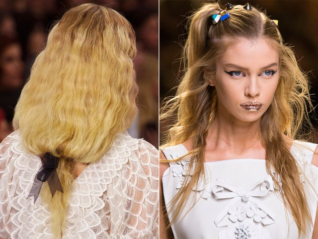 What are the hairstyles trends in 2017