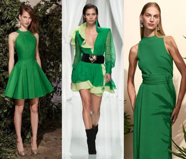 greenery color spring summer 2018