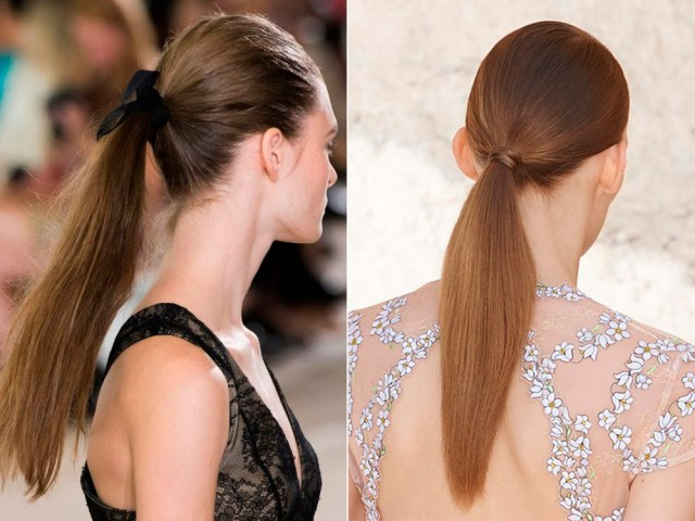 Fashion ponytail