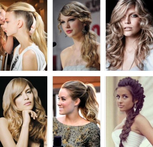 hairstyles for long hair 2017