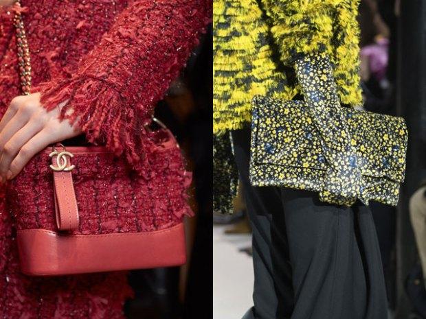 Fall winter 2018 2019 handbags trends