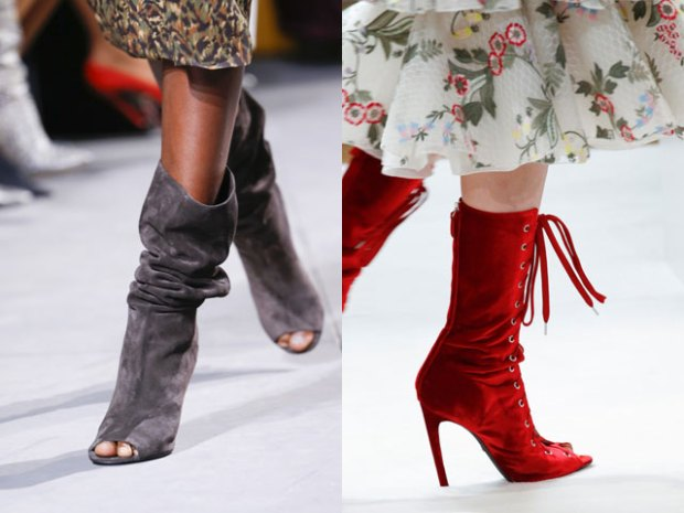 Best open toe boots for woman