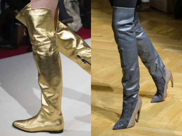 Over the knee boots fall 2018 winter 2019