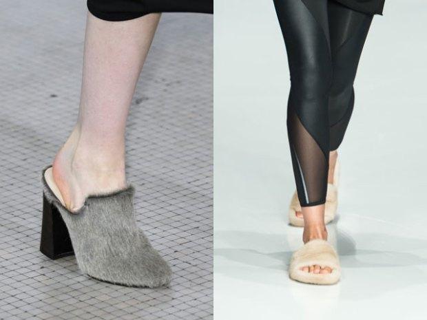 What footwear to wear in 2019