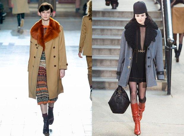 Short women coat