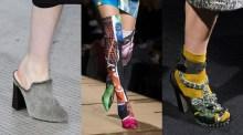 Women's Footwear Fall 2017 Winter 2018