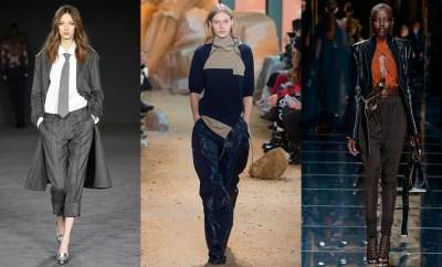 Women's Pants Fall-Winter 2017-2018