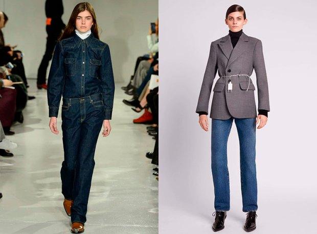 classic jeans design