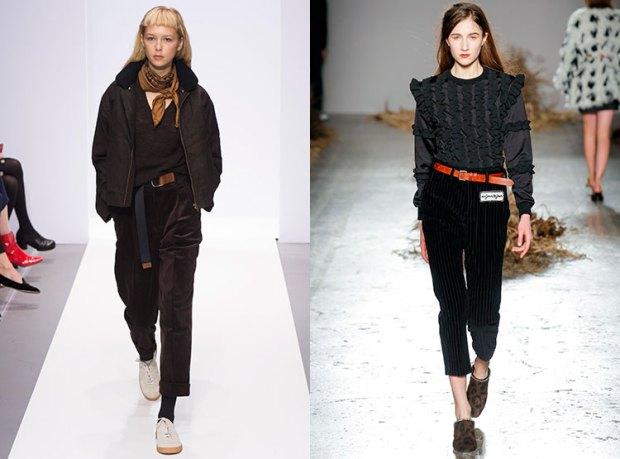 Best jeans 2018 2019 fall winter: velvet