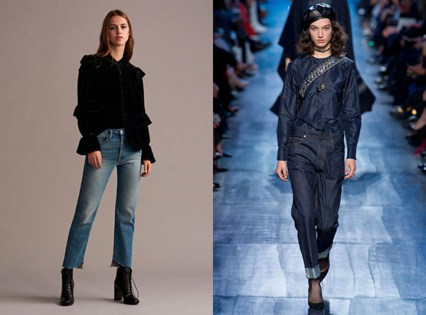 What jeans to wear in fall 2018
