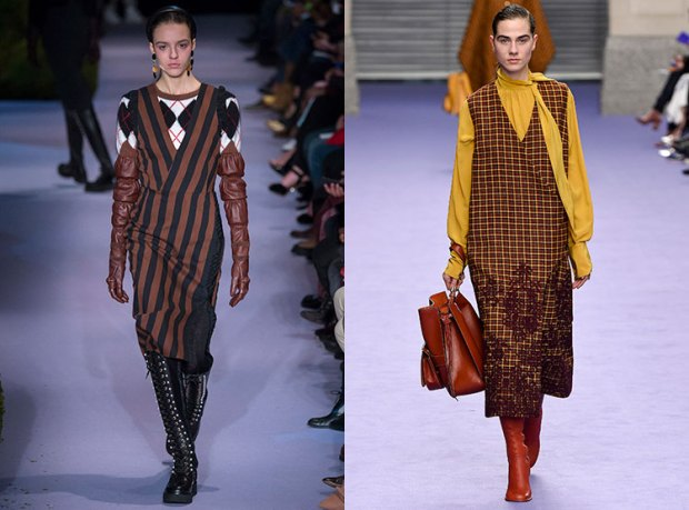What office dress to wear in fall 2018