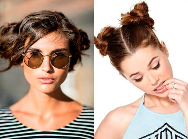 What hairstyles to wear in 2019